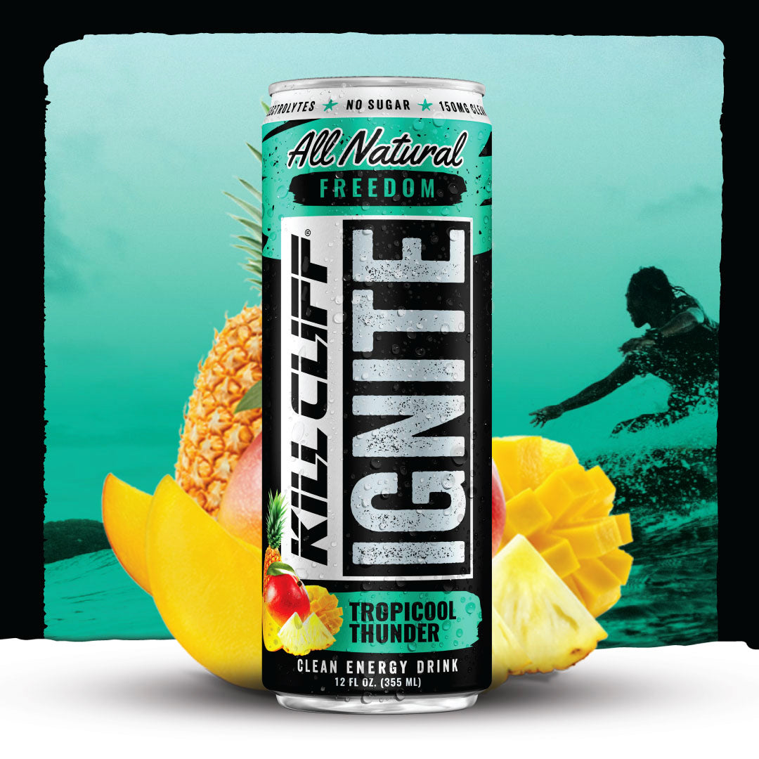KILL CLIFF IGNITE Tropicool Thunder