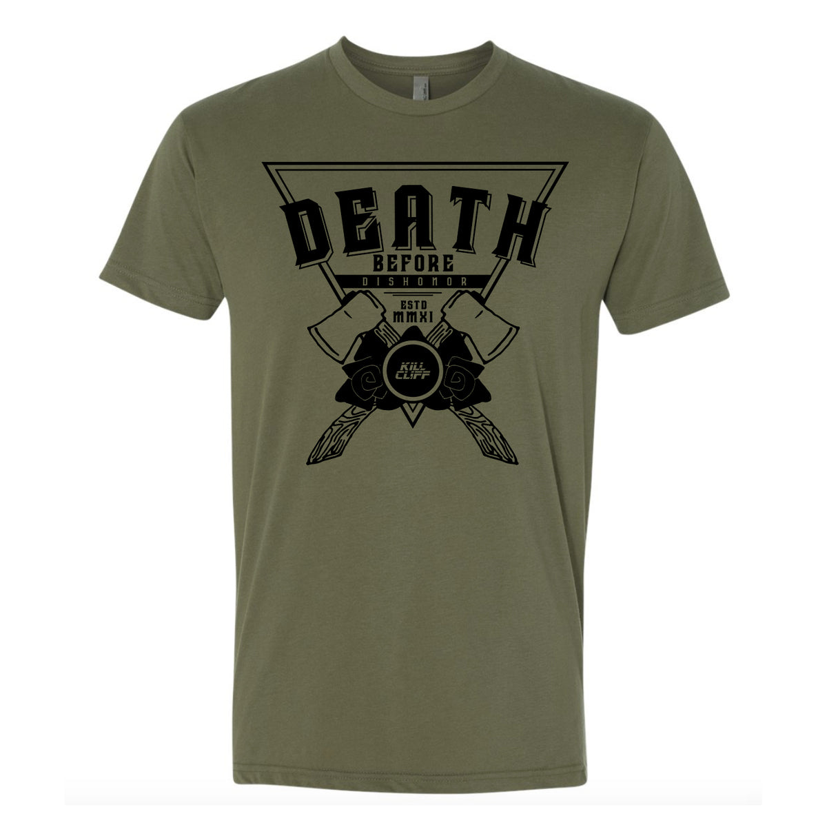 Mens Death Before Dishonor Tee