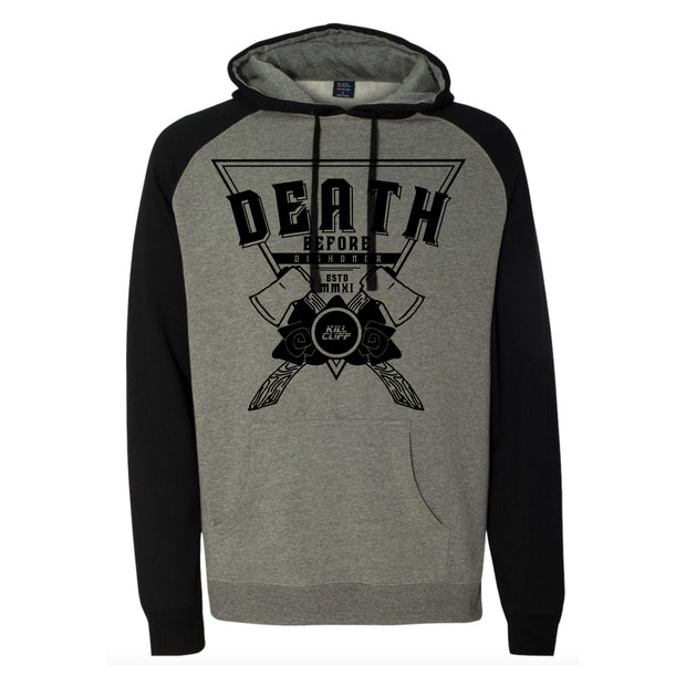 KILL CLIFF Death Before Dishonor Hoodie