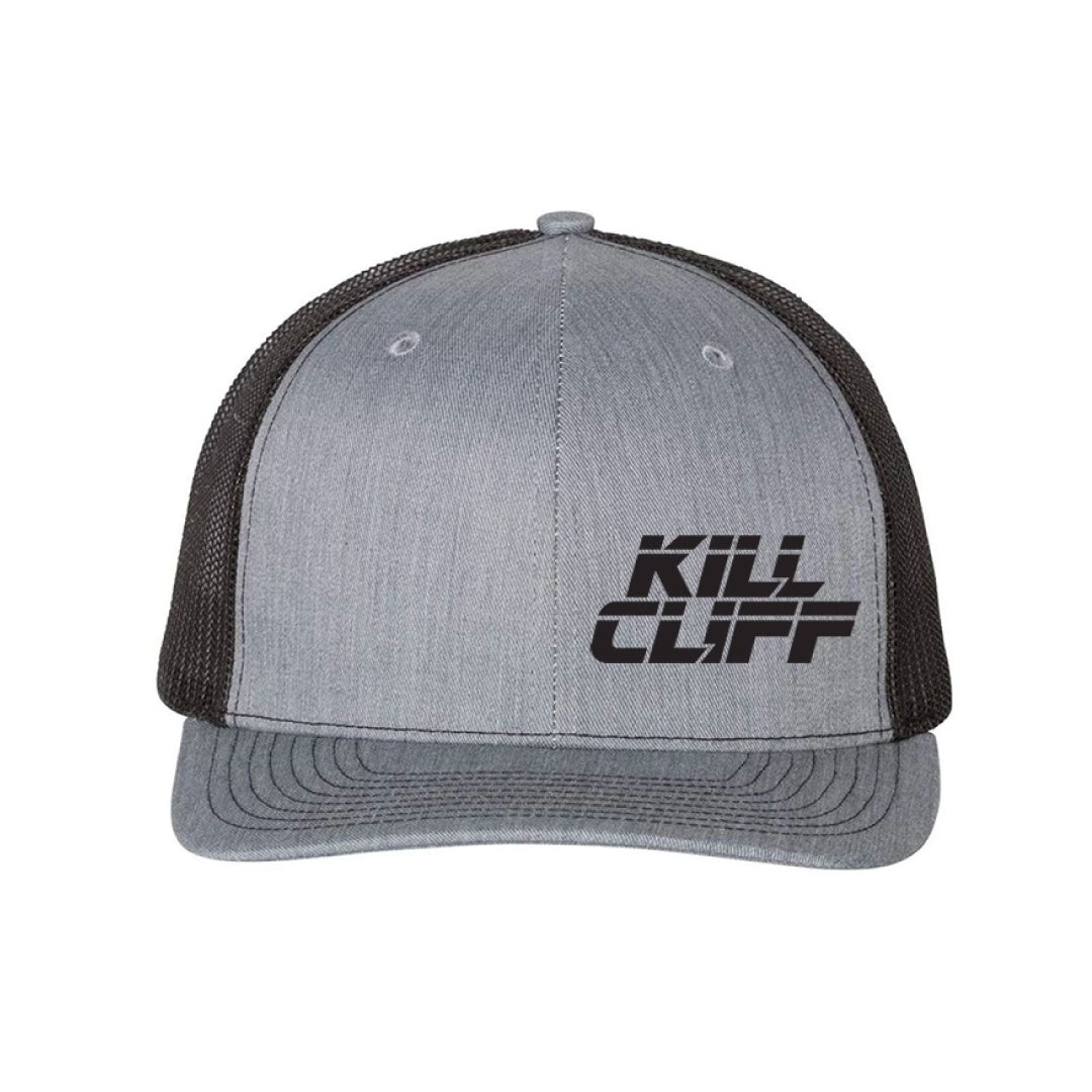 KILL CLIFF Grey Trucker Snapback