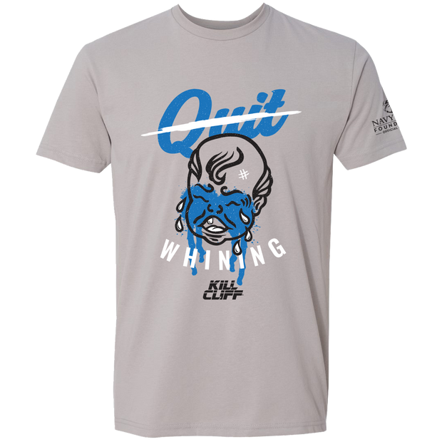 Mens Tee Quit Whining