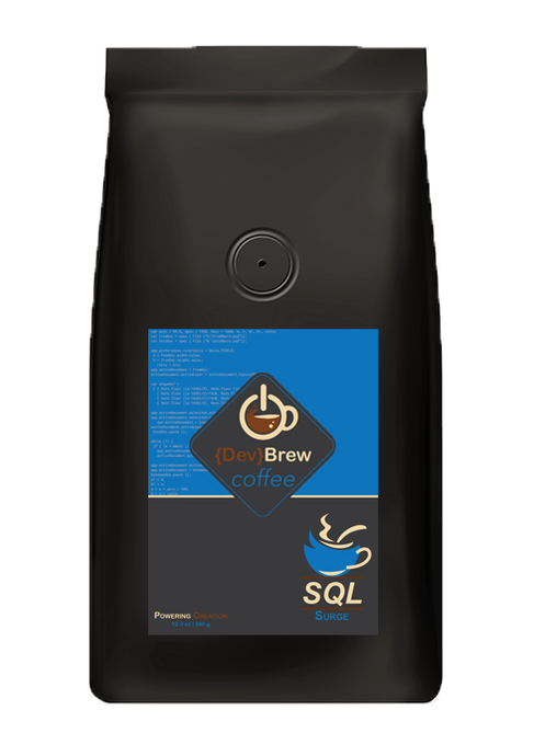 SQL Surge - Bolivian Coffee - DevBrew Coffee