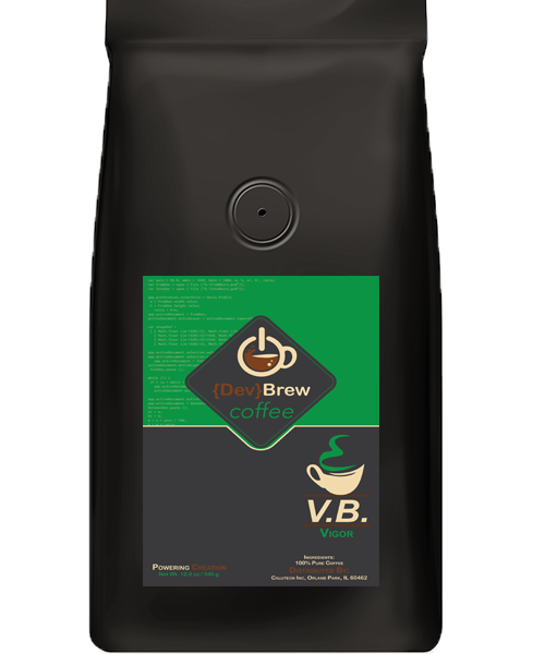 V.B. Vigor - Cameroon Coffee - DevBrew Coffee