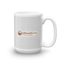 Load image into Gallery viewer, DevBrew Coffee Mug | It's Never a Bug