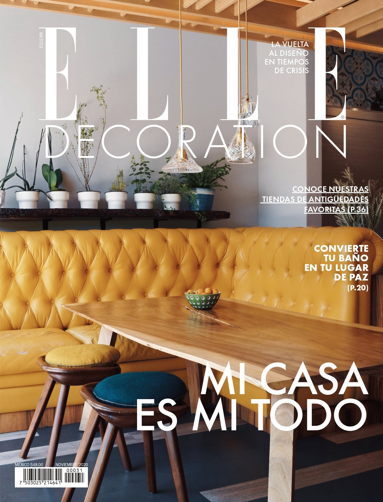 Revista ELLE Decoration