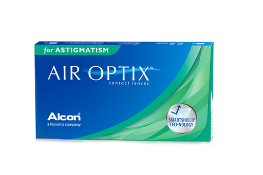 Air Optix Tórico para Astigmatismo