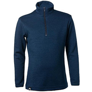 Youth Coast Merino 1/4 Zip - True Fleece