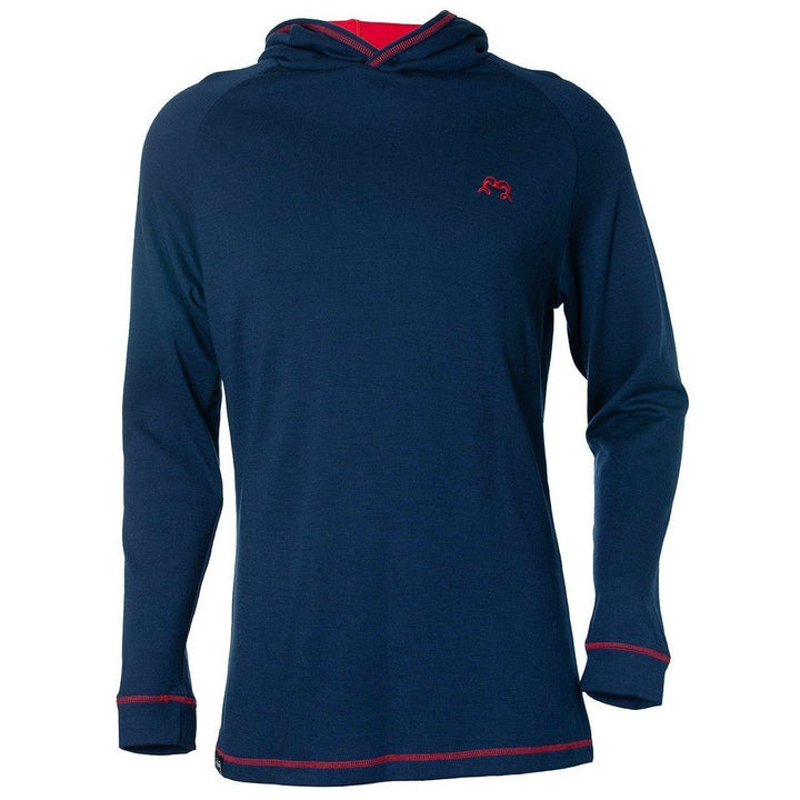 Mens Merino Mackenzie Hoodie - True Fleece
