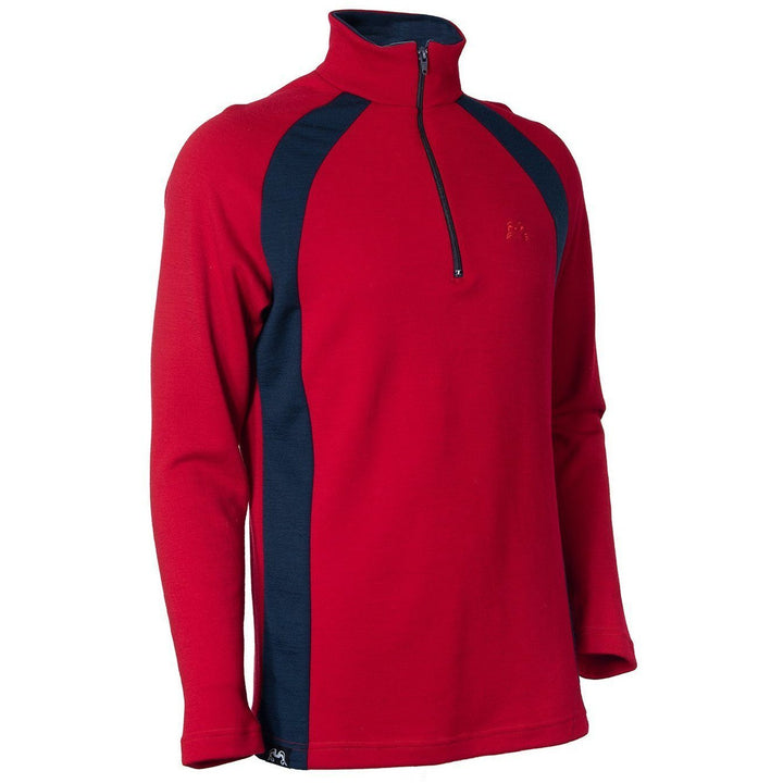 Mens Merino Hilltop 1/4 Zip - True Fleece