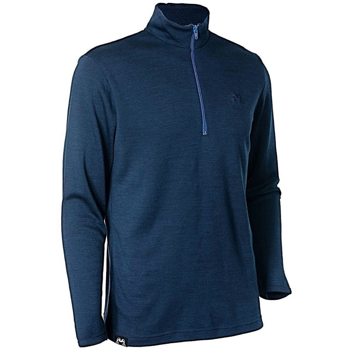 Mens Merino Coast 1/4 Zip - True Fleece