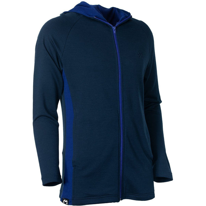Mens Merino Akaroa Hoodie - True Fleece
