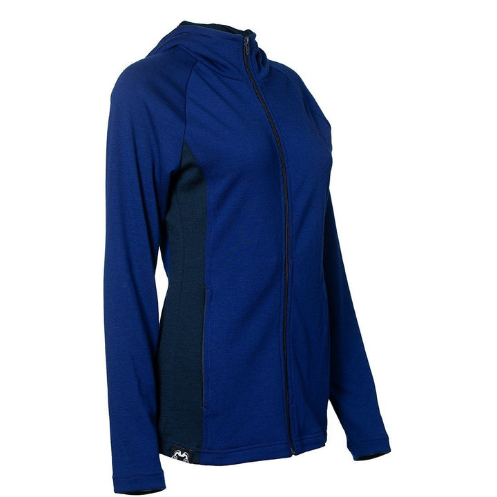 Women's Akaroa Merino Hoodie - True Fleece