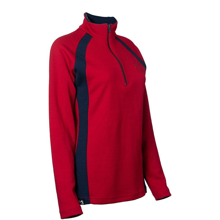 Women's Hilltop Merino 1/4 Zip - True Fleece