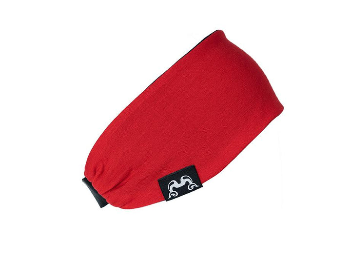 Womens Merino Headband - Reversible - True Fleece