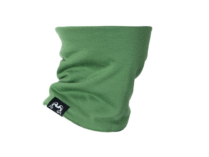 Womens Merino Neck Warmer / Headband - Reversible - True Fleece