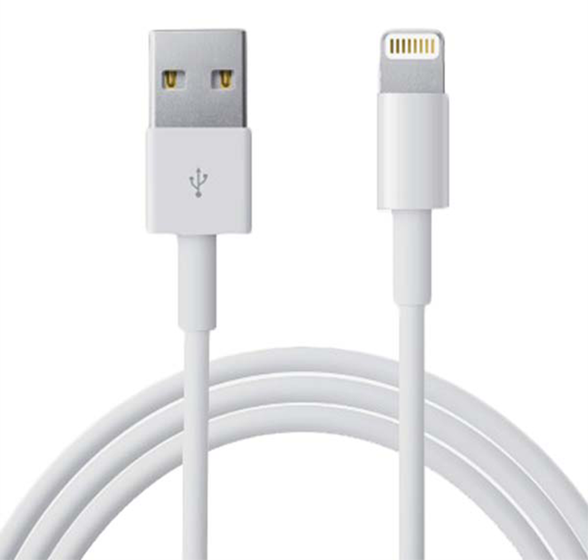 Official Apple 30 Pin to USB Cable