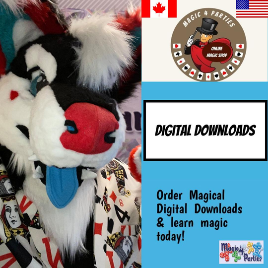 Downloadable Magical Digital Products