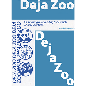 Deja Zoo by Samual Patrick Smith - Trick