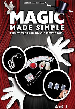Magic Made Simple Act 1 - English video DOWNLOAD