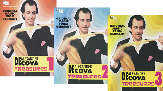 Treasures (Vol 1 thru 3) by Alexander DeCova video DOWNLOAD