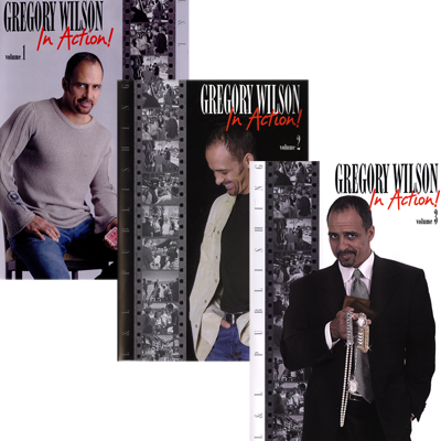 In Action Set (Vol 1 thru 3)  by Gregory Wilson video DOWNLOAD