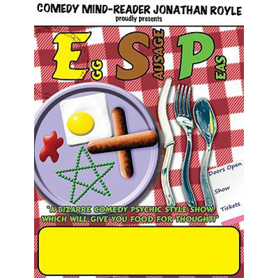 Egg, Sausage and Peas (ESP) by Jonathan Royle - eBook DOWNLOAD