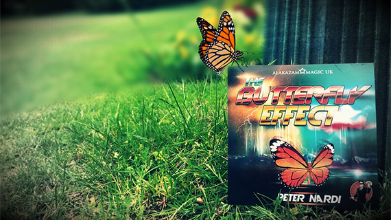 The Butterfly Effect (DVD and Gimmicks) by Peter Nardi - Trick