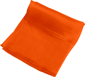 Silk 18 inch (Orange) Magic by Gosh - Trick