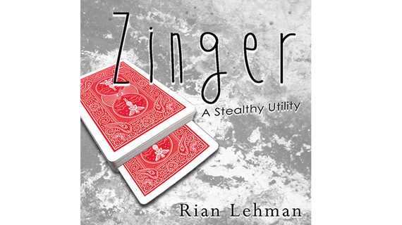 Zinger by Rian Lehman video DOWNLOAD