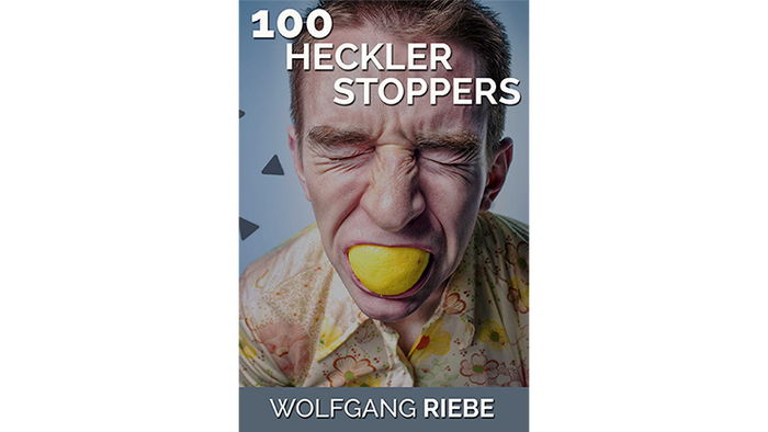 100 Heckler Stoppers by Wolfgang Riebe  DOWNLOAD - eBook