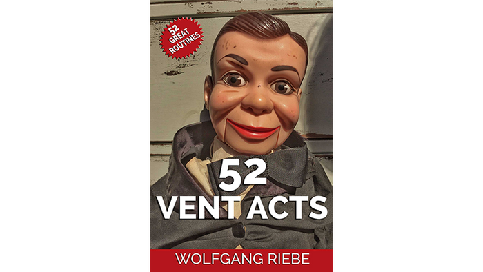 52 Vent Acts by Wolfgang Riebe  DOWNLOAD- eBook