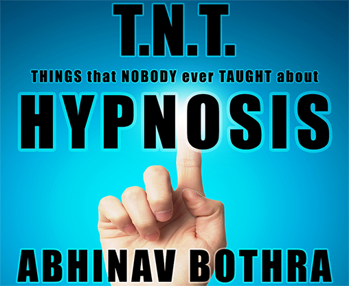 T.N.T. Hypnosis by Abhinav Bothra Mixed Media DOWNLOAD