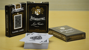 Aristocrat Black Edition Playing Cards