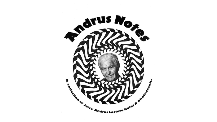 Andrus Notes Jerry Andrus DOWNLOAD- eBook