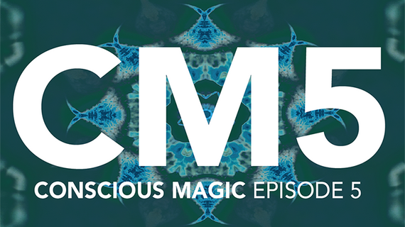 Conscious Magic Episode 5 (Know Technology, Deja Vu, Dreamweaver, Key Accessory, and Bidding Around) with Ran Pink and Andrew Gerard - DVD