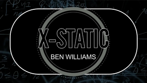 X-Static by Ben Williams video DOWNLOAD