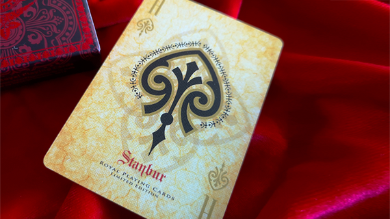 Stanbur Royal (Standard Edition) Playing Cards