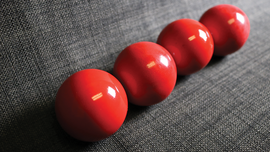 Wooden Billiard Balls (1.75