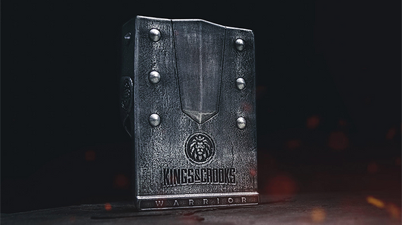 Warrior Card Armour (Card Clip) by Kings & Crooks