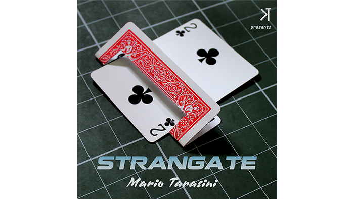 Strangate by Mario Tarasini and KT Magic video DOWNLOAD