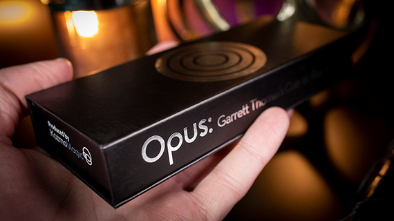 Opus (Gimmick and Online Instructions) by Garrett Thomas