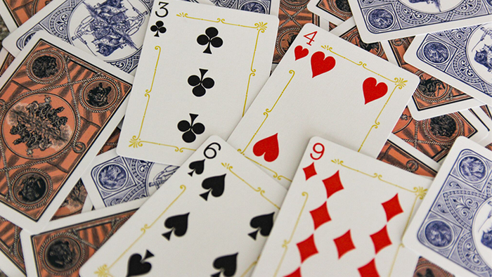 Circus No. 47 Playing Cards- Produced by Will Roya