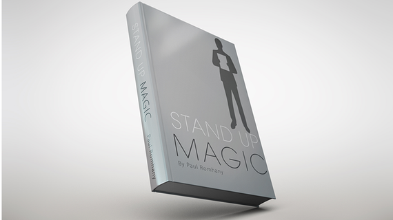 STAND UP MAGIC by Paul Romhany -Book