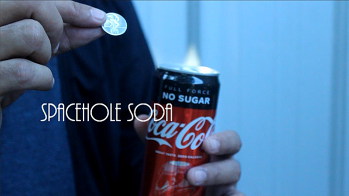 SpaceHole Soda by ARNEL L. RENEGADO video DOWNLOAD