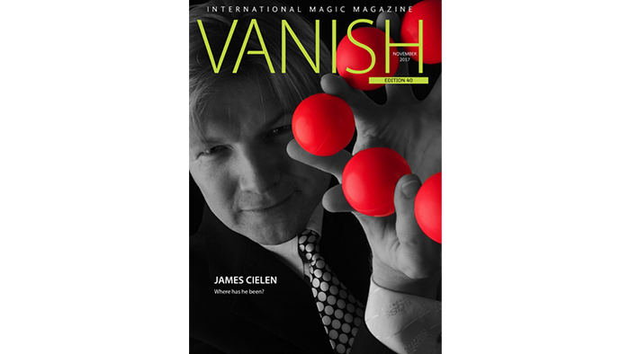 Vanish Magazine #40  DOWNLOAD -eBook