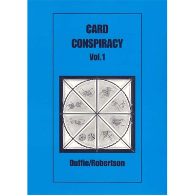 Card Conspiracy Vol 1 by Peter Duffie and Robin Robertson eBook DOWNLOAD