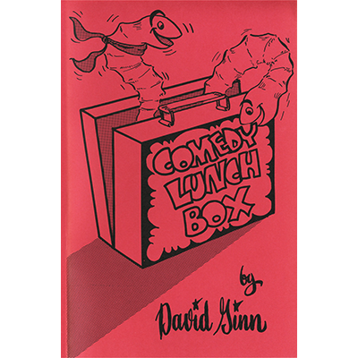 Comedy Lunch Box by David Ginn  DOWNLOAD -eBook