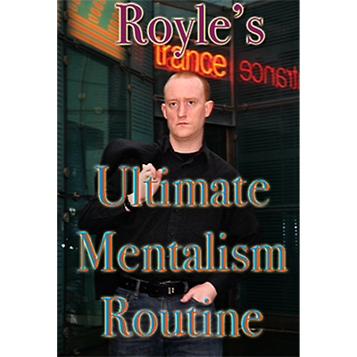 Royle's Ultimate Mentalism Routine by Jonathan Royle  DOWNLOAD - ebook