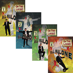 Bill Malone On The Loose (Vol. 1 thru 4) video DOWNLOAD