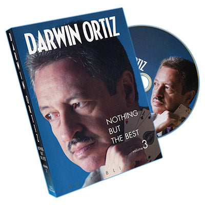 Darwin Ortiz - Nothing But The Best V3 by L&L Publishing - DVD